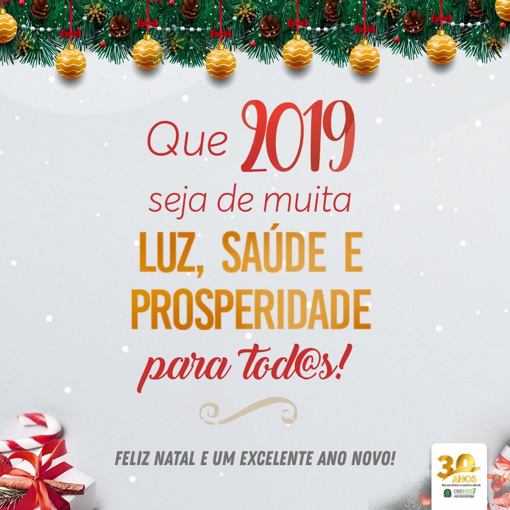 Feliz Natal E Um Excelente Ano Novo Conselho Regional De
