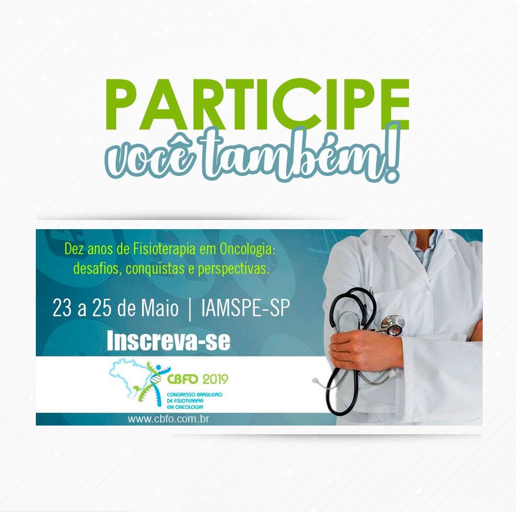 VI Congresso Brasileiro de Fisioterapia em Oncologia