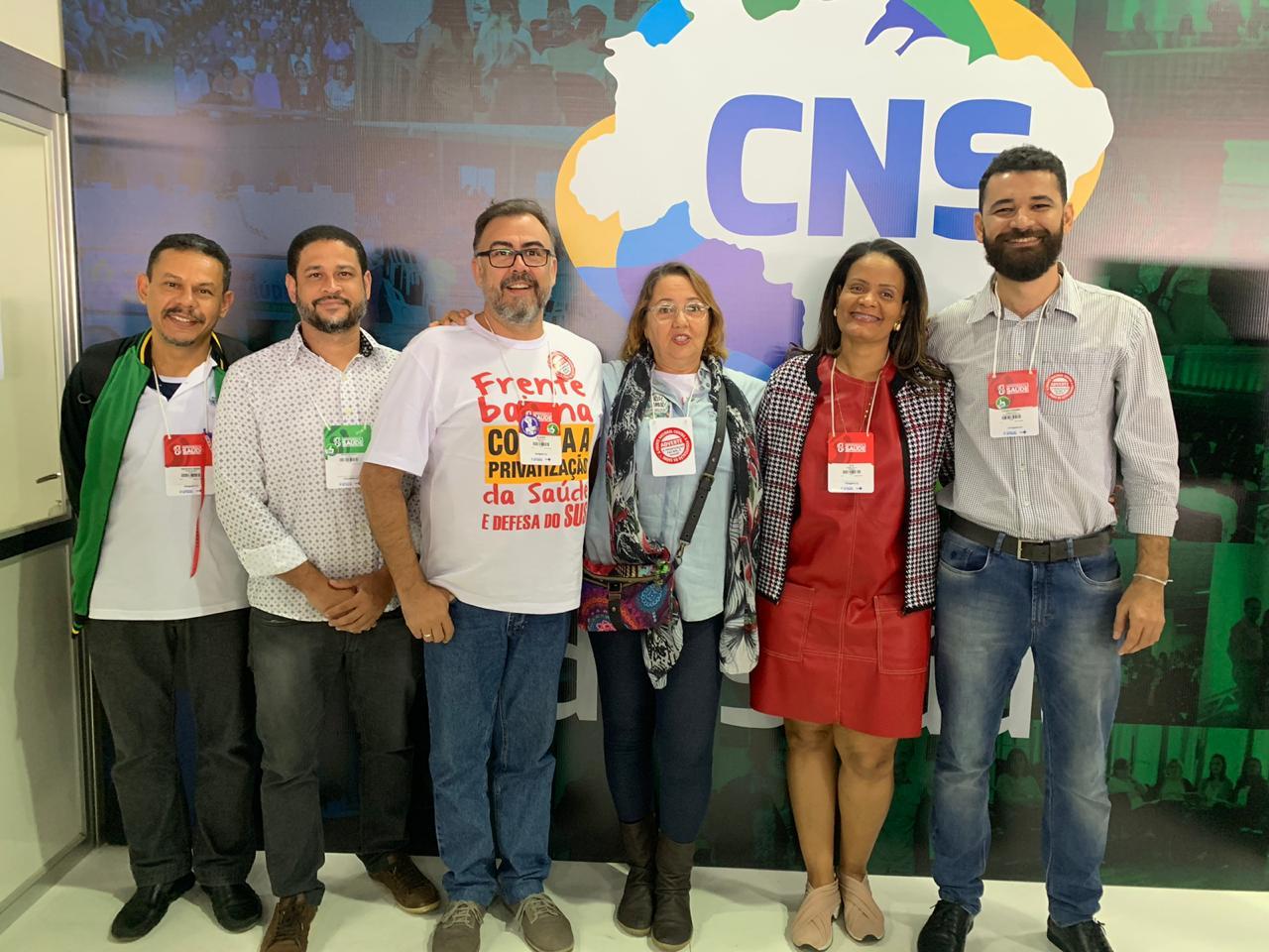 CREFITO-7 participa da 16ª Conferência Nacional da Saúde