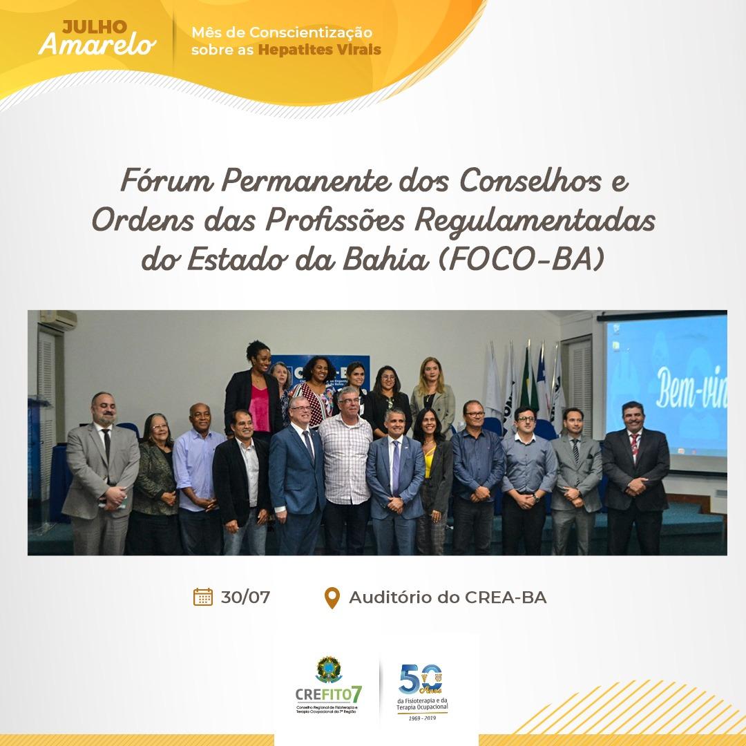 Fórum de Conselhos Profissionais discute a PEC 108/2019