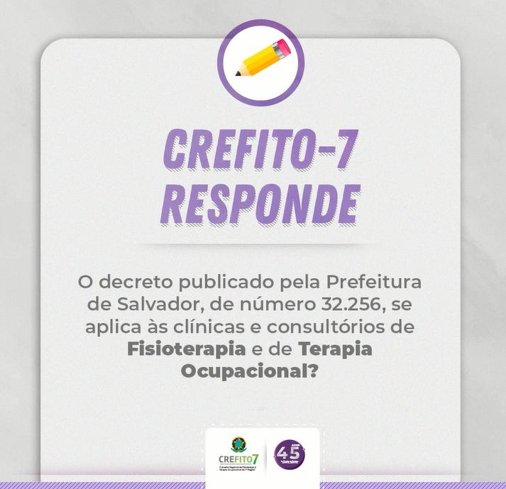 Esclarecimentos sobre o decreto publicado pela Prefeitura de Salvador