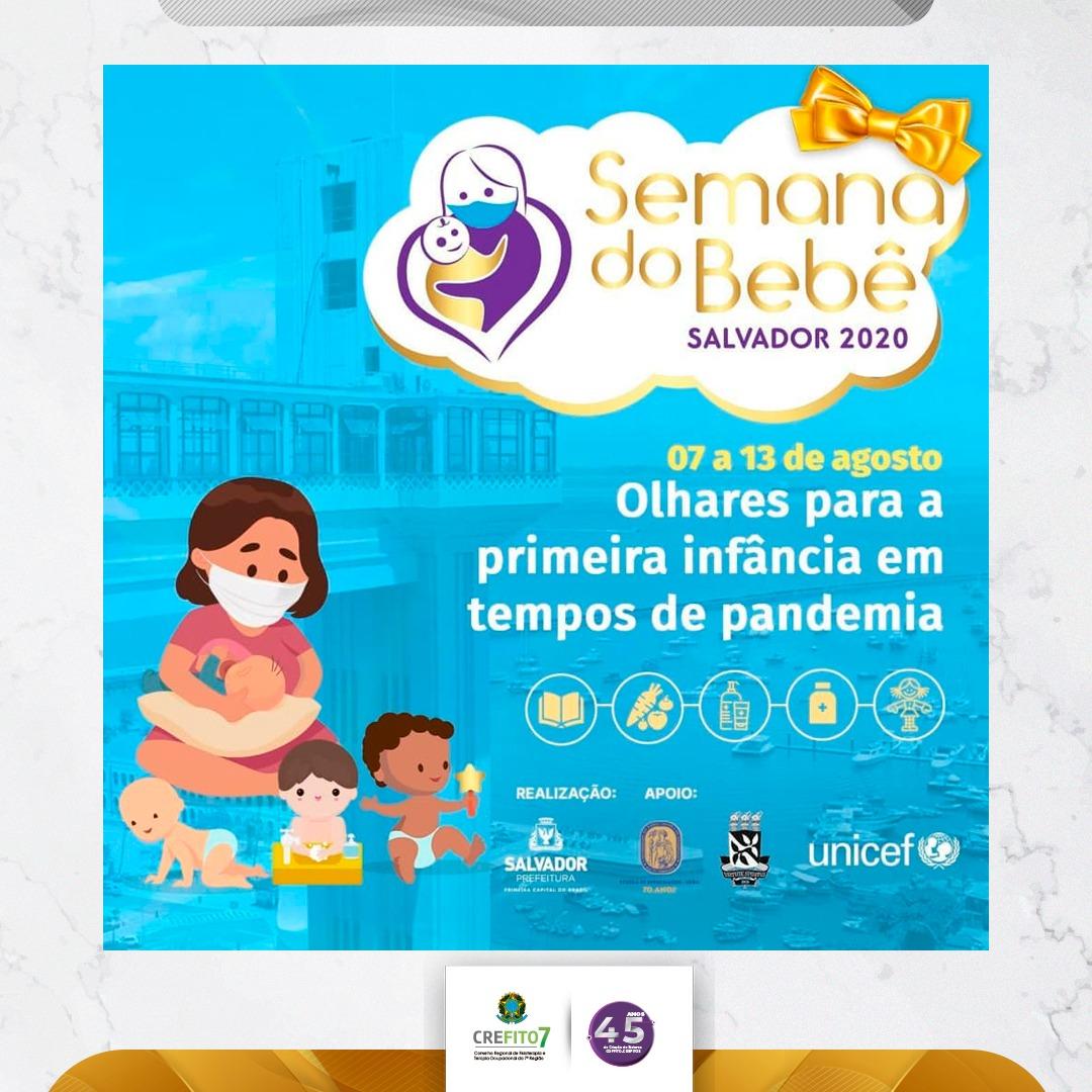 Semana do Bebê de Salvador 2020