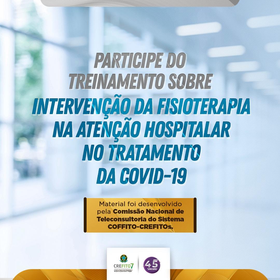 Módulo Básico de Nivelamento: Fisioterapia na Atenção Hospitalar no Tratamento da COVID-19