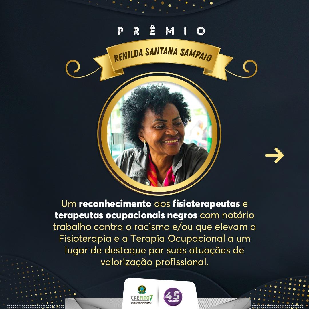 Prêmio Renilda Santana Sampaio