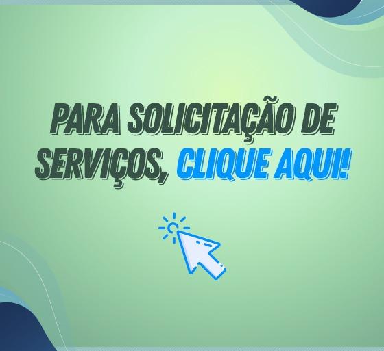 Solicitação de serviços