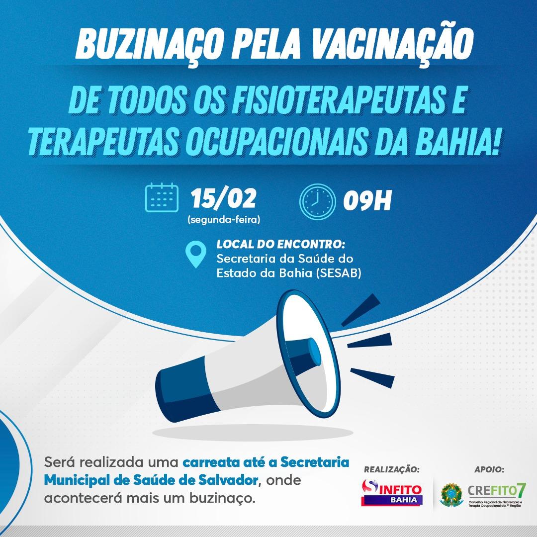 Read more about the article Buzinaço pela vacinação!