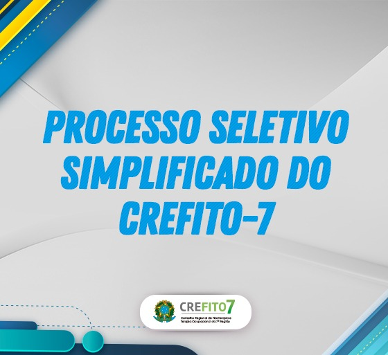 Read more about the article Processo Seletivo Simplificado nº 1/2021