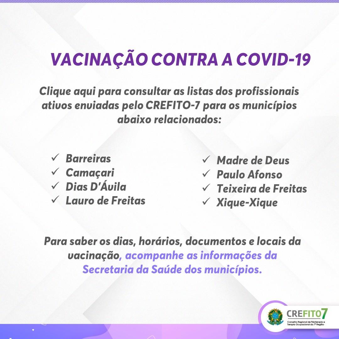 Read more about the article Listas de Profissionais Ativos