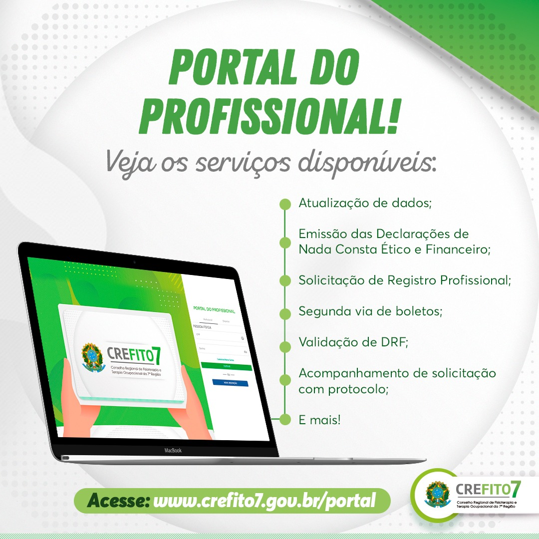 Read more about the article Portal do Profissional